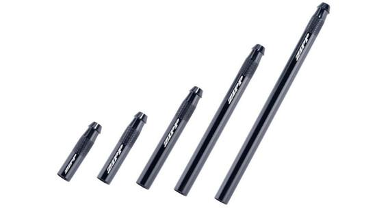 Zipp Ventilforlenger Med Presta ventil 98mm Svart